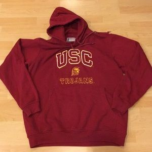 USC Trojans Football hoodie/sweatshirt, Vintage